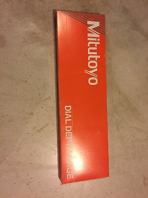 MITUTOYO Depth Gage,0 to 12 In, 527-313-50