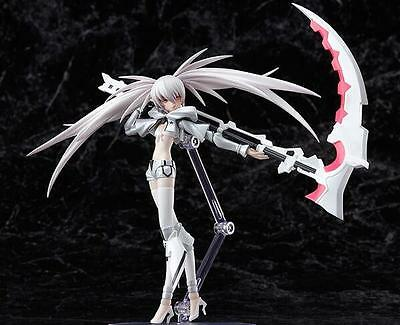 Hot! Anime Gift White Rock Shooter figma SP-033 Movable toys Figure No box
