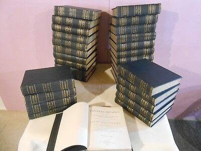 VINTAGE ENCYCLOPEDIA BRITANNICA 1898 Complete Set