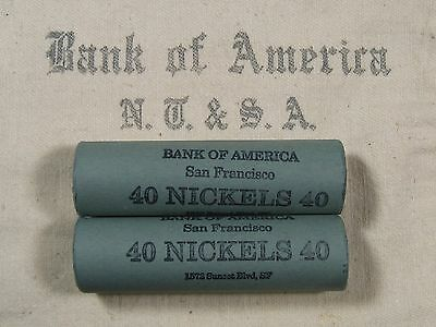 ONE UNSEARCHED - Buffalo Nickel Roll 40 Coins - 1913 1938 P D S (279)