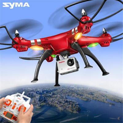 SYMA X8HG RC Drone with 1080P Camera HD 8.0MP Quadcopter Helicopter Remote Co...