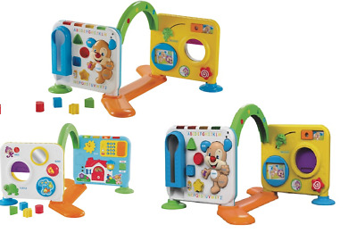 Fisher-Price Laugh-Learn Crawl-Around Smart Learning Center Toddler Xmas 50songs