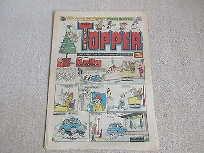 Topper comic,No 1090, Dec 22nd 1973, Christmas issue, good condition