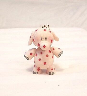 Rudolph and the Island of Misfit Toys pink spotted elephant Christmas ornament