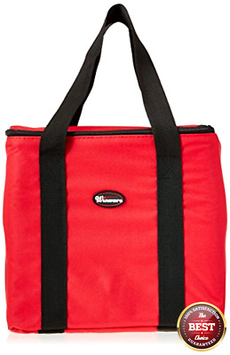 12 x 12 x 12 Insulated Delivery Bag Hot Food Warm Carry Transport Pizza
