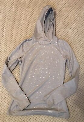 under armour Cold Gear Fitted Shirt With Hood