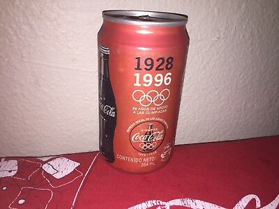 Coca Cola coke can El Salvador  1996 (1)