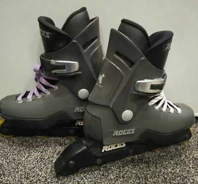 Roces Chapter 322 Aggressive Inline Skates Size 8
