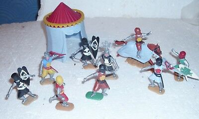VINTAGE TIMPO Medieval Knights Lot 1