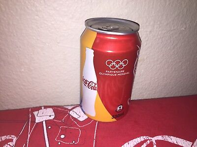Coca Cola coke can New Celedonie