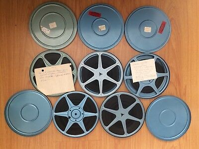 1,750+ Feet Vtg 60's 8mm Film Vacation Movies Vancouver B.C. Family Estate