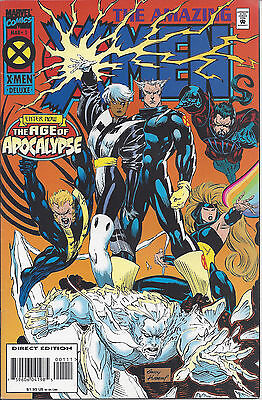 Amazing X-Men #1 (March 95) - The Age of Apocalypse begins - Wolverine