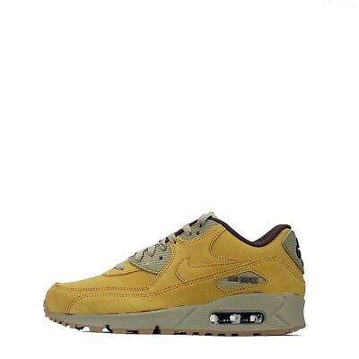 Nike Homme Chaussures De Running Wmns Air Max 90 Le Gs Blanc Rose Glow 345017 120