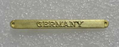 """Germany"" Bar for WW2 Army of Occupation Medal - Full-Size"