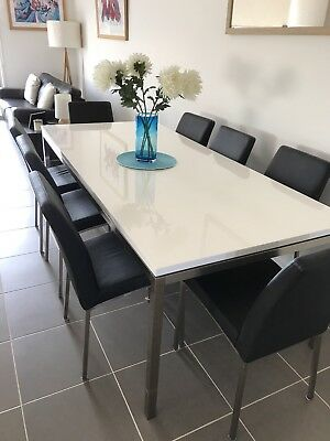 Dining Table And Chairs - Freedom Brand Excellent condition