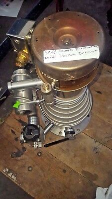 Edwards Model 100 Diffusion Pump In Excellent Condition With 25 Valve 9149/t