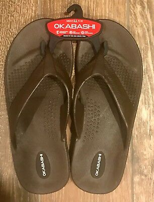 e1bad4a06e961d BRAND NEW OKABASHI Men s Torino Weave Black Sandal Waterproof All ...
