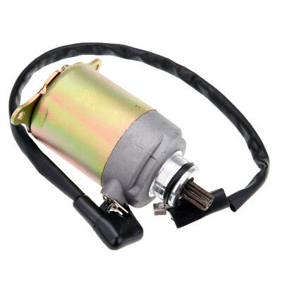 GY6 125cc 4 Stroke Scooter Moped ATV Go Cart Starter Motor For Roketa Baja Vento