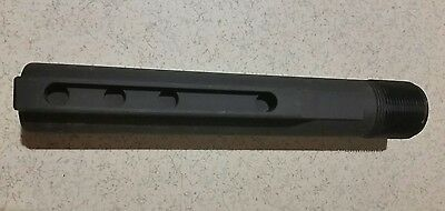 Carbine black Mil Spec 4 Position Buffer Tube