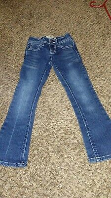 NWOT Girls 6s Mudd Skinny Bootcut Jeans