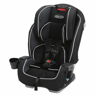 Graco Milestone All-In-One Convertible Car Seat - Gotham