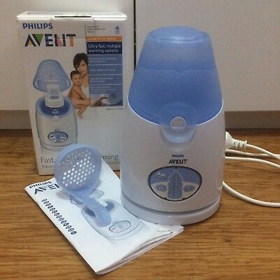 Philips Avent Bottle and Baby Food Digital Electric Food Warmer
