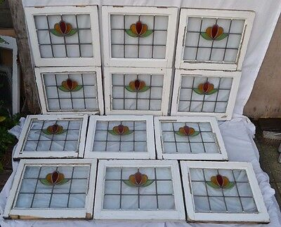 8 leaded light stained glass windows R608. DELIVERY OPTIONS & INSURANCE OPTION