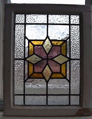 4 stained glass leaded light windows. R618a. DELIVERY OPTIONS & INSURANCE OPTION