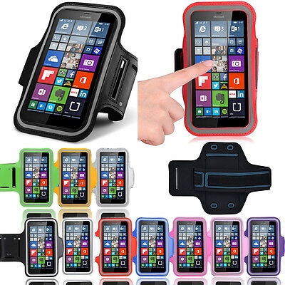 Fancy Gym Sport Armband For Nokia 8 Workout Running Jogging Exercise Case Holder