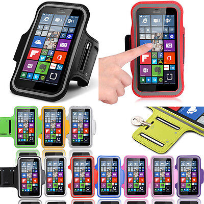 Fancy Gym Sport Armband For Nokia 3 Workout Running Jogging Exercise Case Holder