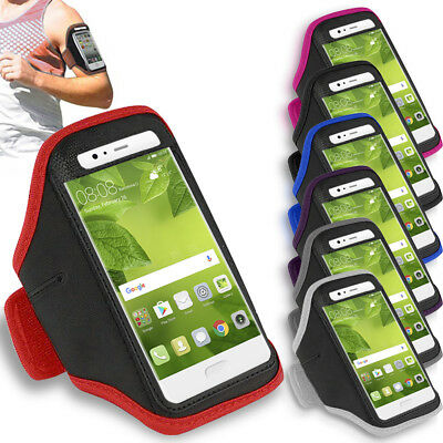 Premium Armband For Huawei P10 Gym Sports Running Jogging Exercise Case Holder