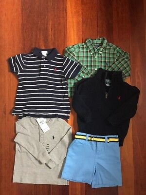 Ralph Lauren Baby Boy Bundle 24 Months 2 Years