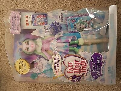 EVER AFTER HIGH Epic Winter special edition NEW IN BOX
