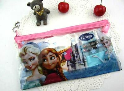 New 7Pc Frozen Anna Elsa® Stationery Writing Set