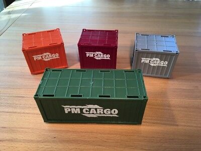 Playmobil CARGO 4x Container