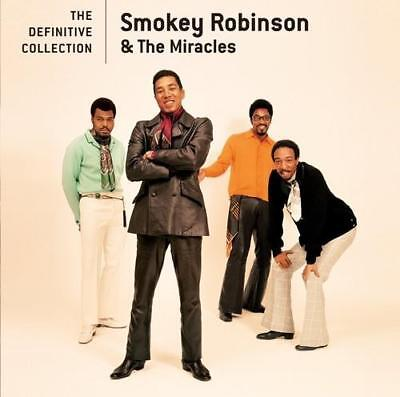 SMOKEY ROBINSON & THE MIRACLES Definitive Collection NEW & SEALED SOUL MOTOWN CD