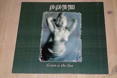 And Also The Trees - Green Is The Sea - Vinyl - 1992 - Top Zustand