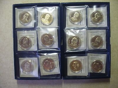 American Mint commemorative coins - Greatest American Presidents
