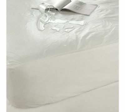 Waterproof King Size Mattress Protector Bed Cover Soft For Hypoallergenic Fitted