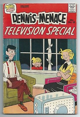 Dennis the Menace #22 Television Special  VG Spring 1964 - Giant-Size