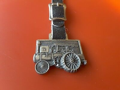 Gaar Scott Steam tractor Watch fob