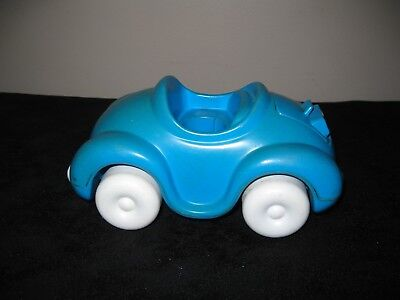 RARE 1974 Pillsbury Dough Boy Toy Car