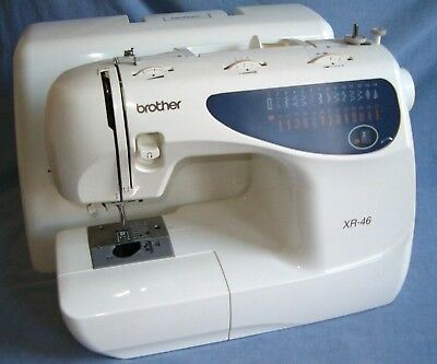 Brother Sewing Machine XR-46 parts and repair