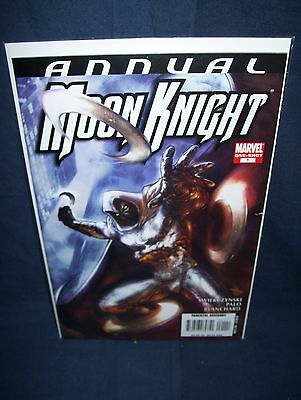 Moon Knight  Annual #1  (2008) Marvel NM with Bag and Board