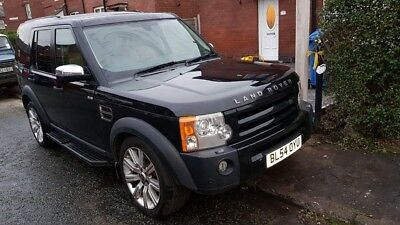Land Rover Discovery 3 4.4 V8 HSE. SPARES OR REPAIRS. Top spec LPG