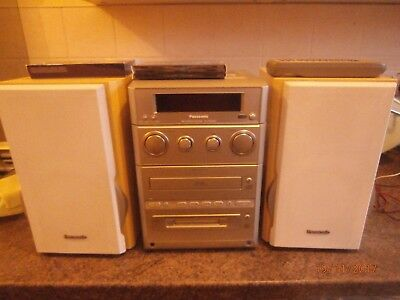 Panasonic MD Stereo System Model SA-PM30MD , Immaculate condition