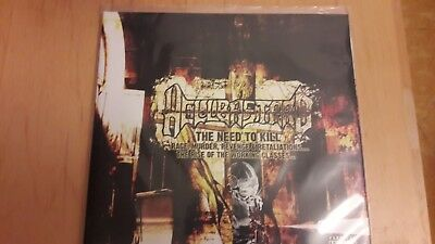 Hellbastard - The Need To Kill LP Bolt Thrower, Carcass, Discharge