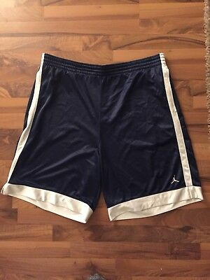 Jordan Basketball shorts Xl Blau Fit