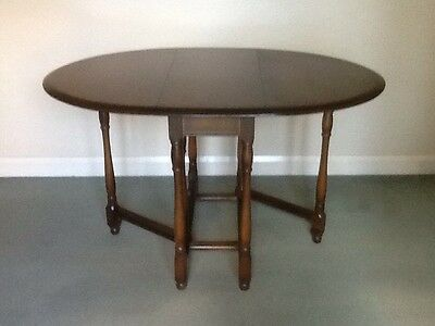 Drop Leaf Dining Table, In Good Used Condition