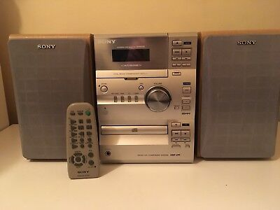 Sony CMT CP1 Micro HiFi Component System